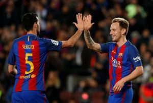 Bayern Munich are the latest club to be linked with a move for unsettled Barcelona midfielder Ivan Rakitic.