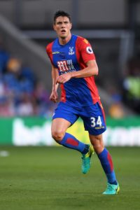 Crystal Palace defender Martin Kelly has penned a new deal with the club until the end of the 2020-21 season.