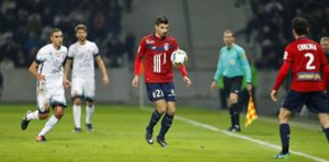 Lyon forward Martin Terrier remains on the radar of Premier League outfit Newcastle and a summer bid could be on the cards.