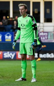 Brighton goalkeeper Christian Walton is believed to be a summer transfer target for Championship outfit Derby County.