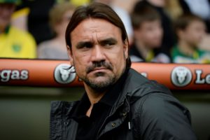 Daniel Farke believes Norwich delivered a 'brave' performance as they beat promotion rivals Leeds 3-1 at Elland Road on Saturday.
