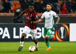 Franck Kessie has dismissed talk linking him with a move to Chelsea, and has pledged his future to AC Milan.