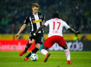 Borussia Monchengladbach sit second in the Bundesliga but defender Matthias Ginter is tipping Borussia Dortmund for overall glory.