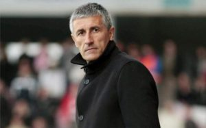 Quique Setien admits Real Betis are starting to find it difficult to perform across all three competitions.