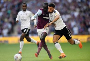 Ryan Fredericks is hoping that Fulham can escape relegation this season but he will be looking to help West Ham defeat them on Friday.
