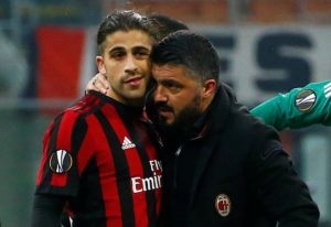 AC Milan boss Gennaro Gattuso expects a stern test against relegation-threatened Empoli at the San Siro on Friday.