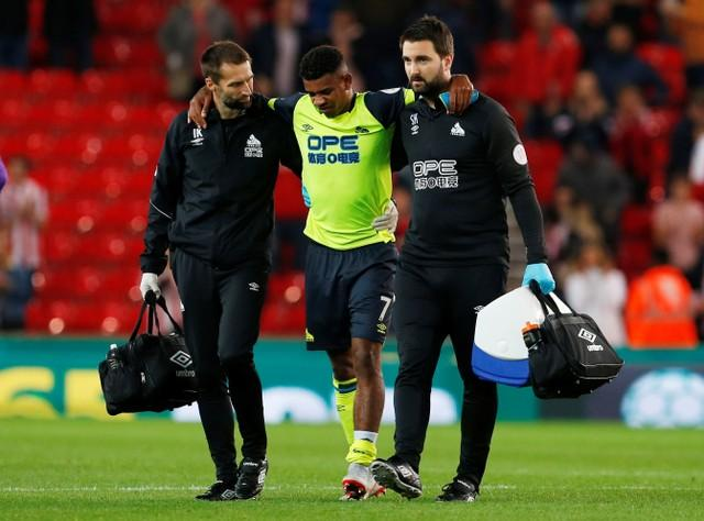 Juninho Bacuna says Huddersfield showed they are still fighting to stay up against Arsenal and 'anything is possible' at Newcastle.