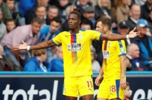 Wilfried Zaha will miss the FA Cup fifth-round tie with Doncaster after losing an appeal against an additional one-match ban.