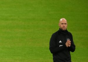 Erik ten Hag was proud of Ajax's display, bemoaning a controversial VAR call that cost them a goal in a 2-1 home defeat to Real Madrid.