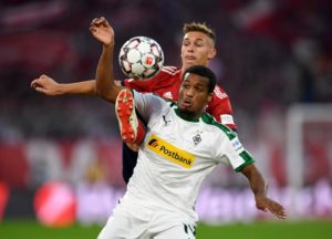Borussia Monchengladbach striker Alassane Plea has pledged his future to the club beyond the end of the season.
