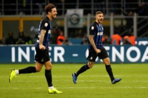 Inter Milan have confirmed Mauro Icardi is no longer their captain, with keeper Samir Handanovic taking over the armband.