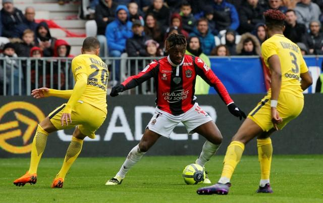 Nice winger Allan Saint-Maximin is reportedly on the verge of agreeing a summer move to AC Milan.