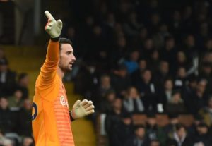 Fulham's on-loan goalkeeper Sergio Rico has revealed he hopes to play in the Premier League again next season.