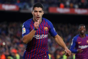 Barcelona boss Ernesto Valverde insists he is not worried by Luis Suarez's form despite his Champions League goal drought continuing.