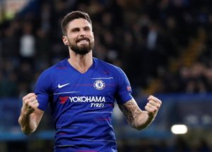 Olivier Giroud is not aware that the Chelsea board plan to sack Maurizio Sarri any time soon and insists the players are behind him.