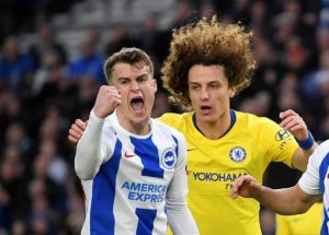 Brighton will be without Solly March against Derby this weekend, but do not expect him to be out for too long, reports have claimed.