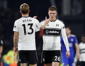 Alfie Mawson is Fulham manager Claudio Ranieri's only absentee for the Premier League clash at West Ham on Friday night.