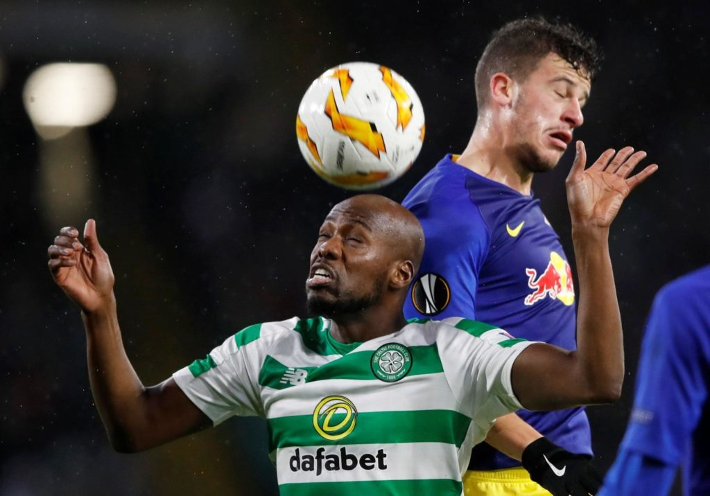 Youssouf Mulumbu has not given up hope of resurrecting his career at Celtic.