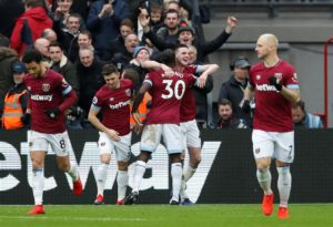 West Ham face a battle to keep Declan Rice this summer as both Liverpool and Tottenham are showing an interest.