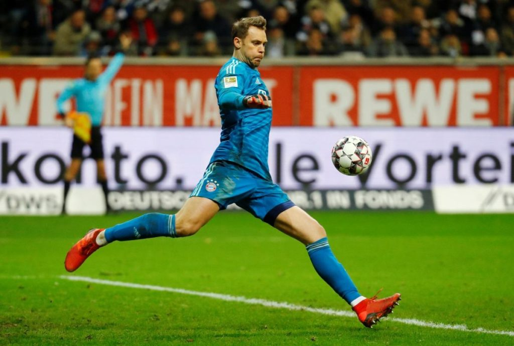 Bayern Munich goalkeeper Manuel Neuer says he is confident of making the Champions League showdown with Liverpool next week.