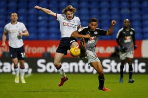 Brighton have yet to make a fresh move for Bolton starlet Luca Connell, but are keeping a close eye on the situation.