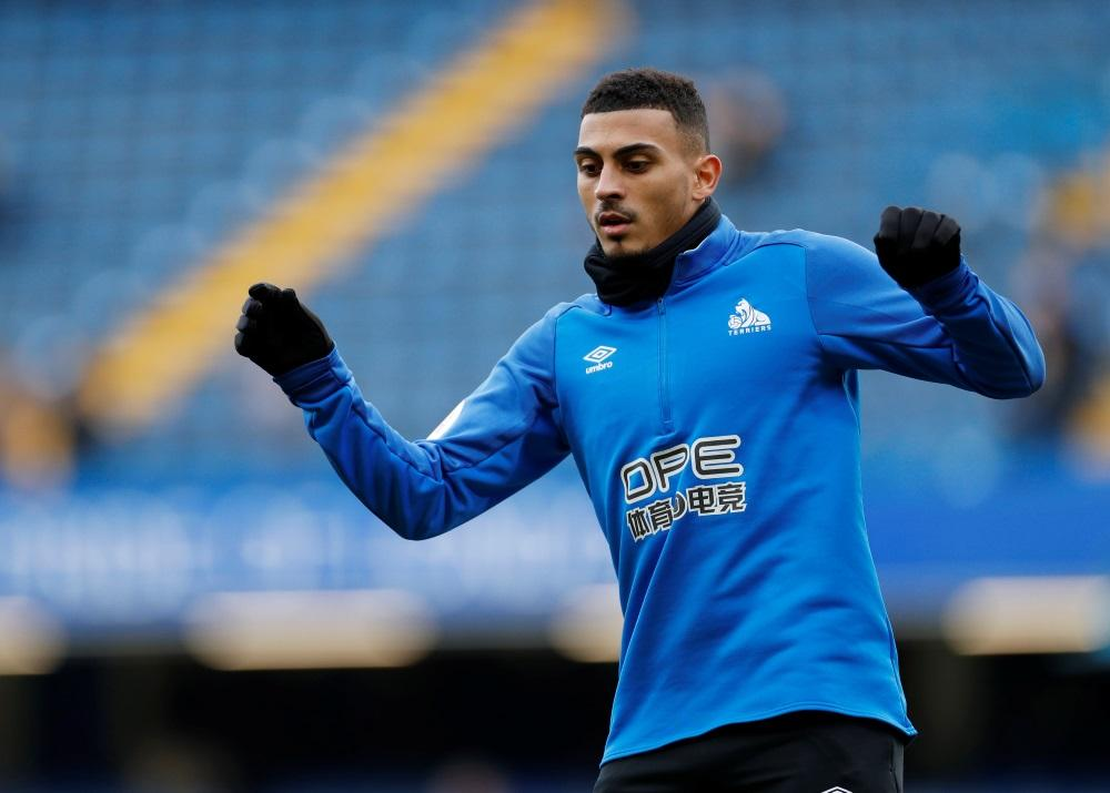 Former Charlton boss Chris Powell has heaped praised on new Huddersfield signing Karlan Grant for recovering after setbacks in his career.