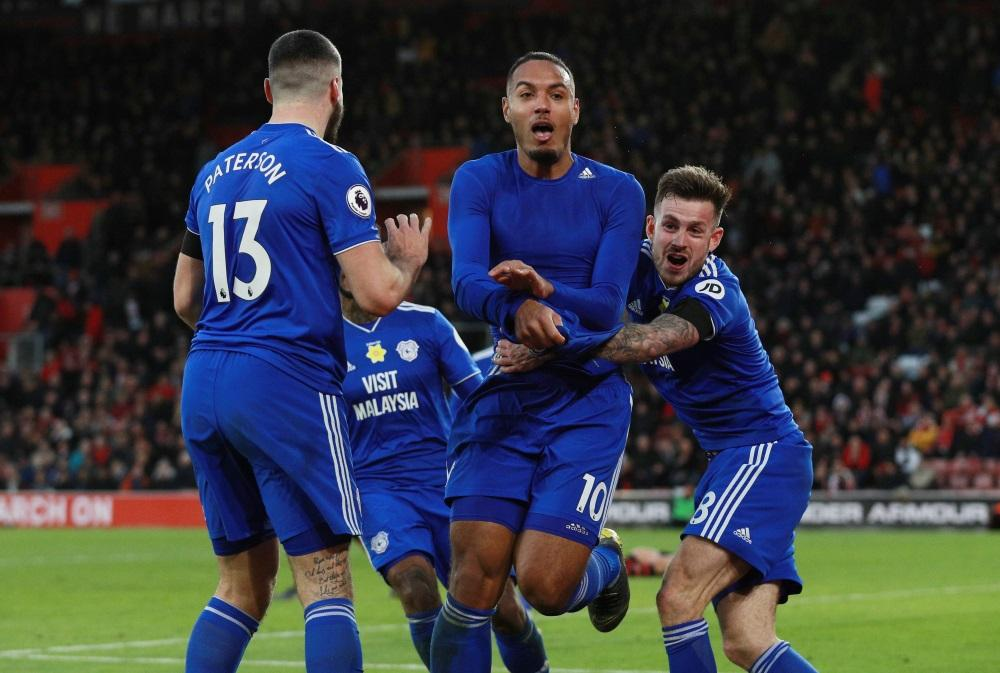 Kenneth Zohore scored a 90th-minute winner for Cardiff at Southampton on Saturday and has described the result as 'massive'.