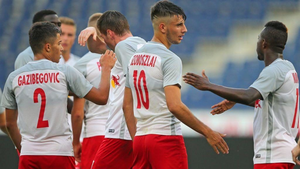Arsenal are understood to be one of several top clubs keeping tabs on RB Salzburg's Hungarian midfield starlet Dominik Szoboszlai.