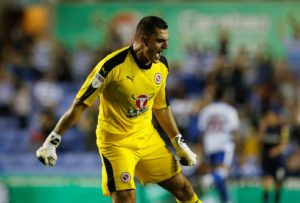Reading goalkeeper Vito Mannone has left the club and joined MLS outfit Minnesota United on a long-term loan.