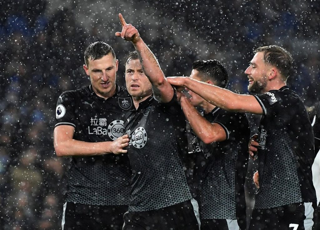 Burnley's Ashley Barnes says staying out of the bottom three courtesy of Saturday's 3-1 win at Brighton could be huge for the team.