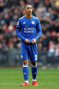 Leicester new boy Youri Tielemans says he already feels comfortable at the club and is pleased with his form to date.