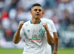 Crystal Palace are reportedly keeping a close eye on the progress of Werder Bremen winger Milot Rashica.