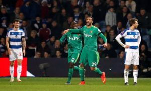 Etienne Capoue scored the only goal of the game as Watford sealed their place in the FA Cup quarter-finals with a 1-0 win at QPR.