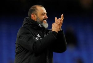 Wolves boss Nuno Espirito Santo says he will look ahead to the clash with Huddersfield rather than back to the Bournemouth draw.