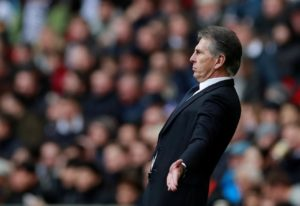 Claude Puel will be hoping to silence his critics when Leicester host Crystal Palace in Saturday's late kick-off at the King Power.