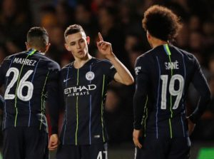 Manchester City eventually eased past gallant Newport County at Rodney Park to book their spot in the FA Cup quarter-finals.