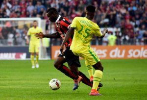 Watford reportedly scouted Nantes right-back Enock Kwateng on Saturday - but Southampton also appear to be interested in the Frenchman.