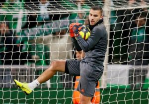 Goalkeeper Anthony Lopes says he is not worried about his Lyon future as he nears the final year of his contract.