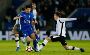 Leicester winger Bartosz Kapustka feels his loan spell at OH Leuven is helping him get his career back on track.