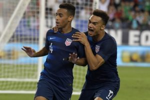 Tyler Adams is adamant that he is not going to rest on his laurels after enjoying an immediate run in the RB Leipzig first team.