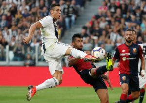 Genoa are reportedly close to tying down Juventus target Cristian Romero to a new contract until 2023.