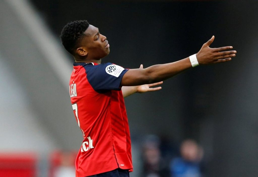 Lille could face a fight to keep hold of forward Rafael Leao as Barcelona have been linked with the 19-year-old.
