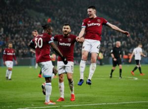 West Ham came from behind to defeat relegation-haunted London rivals Fulham 3-1 at the London Stadium on Friday night.