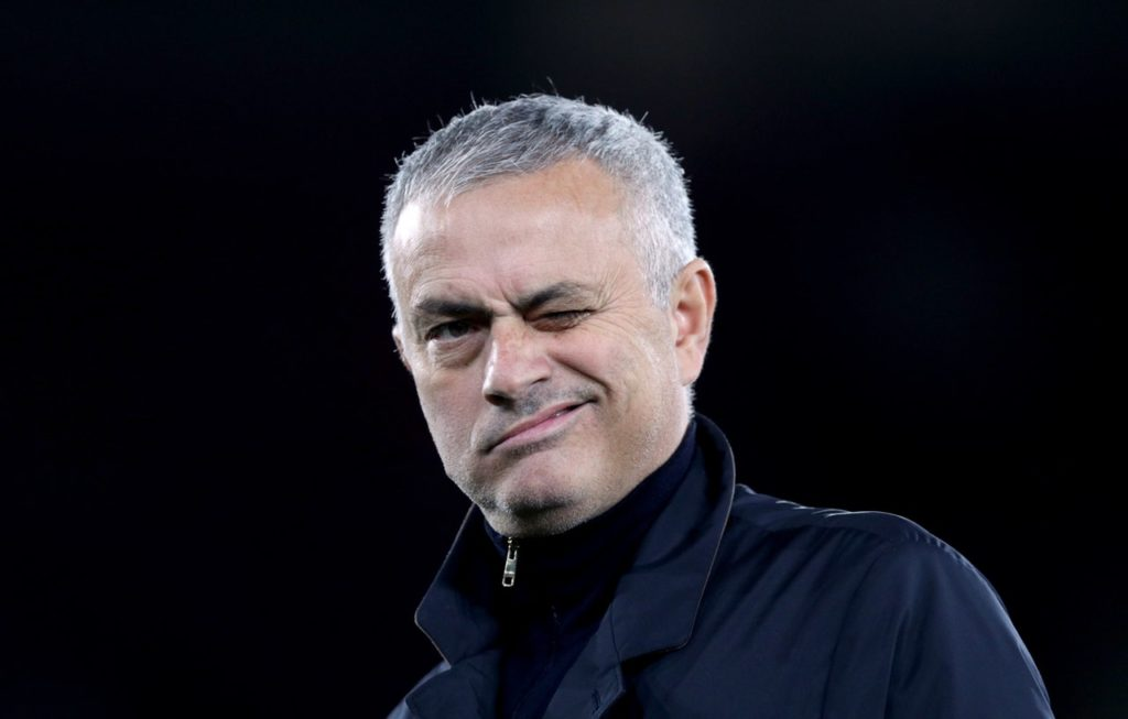 Jose Mourinho has been linked with a return to Real Madrid as interim manager until the end of the La Liga campaign.