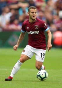 West Ham are set to adopt a cautious approach with Jack Wilshere, who is edging towards a return to full fitness.