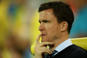 Partick Thistle boss Gary Caldwell has called for action on missile throwers before a serious injury occurs.