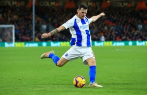 Pascal Gross says he has heard nothing about a move to Liverpool amid reports the Brighton playmaker features on their transfer wishlist.