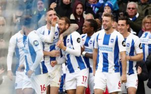 Brighton striker Glenn Murray says he is ready for a hostile atmosphere when he goes to face Millwall at the New Den in the FA Cup this weekend.