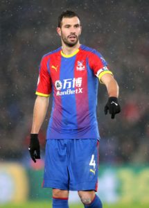 Crystal Palace skipper Luka Milivojevic says confidence is everything when it comes to stepping up from the penalty spot.