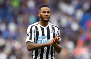 Jamaal Lascelles is back in full training following his knee injury and is expected to be available after the international break.